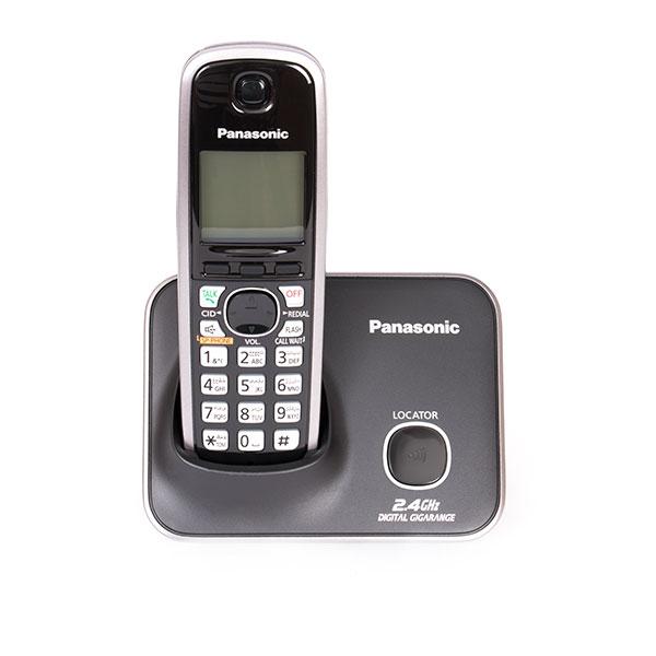 تلفن بی سیم پاناسونیک مدل KX-TG3711   Panasonic KX-TG3711 Wireless Phone