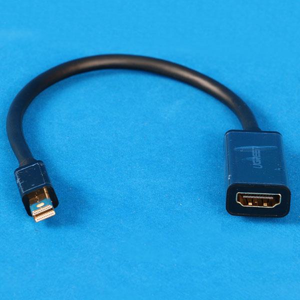 Ugreen 10461 Mini DisplayPort to HDMI converter (3).jpg