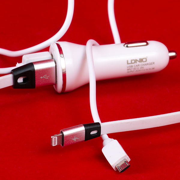 LDNIO DL-C23 Car Charger With microUSB Cable (4).jpg