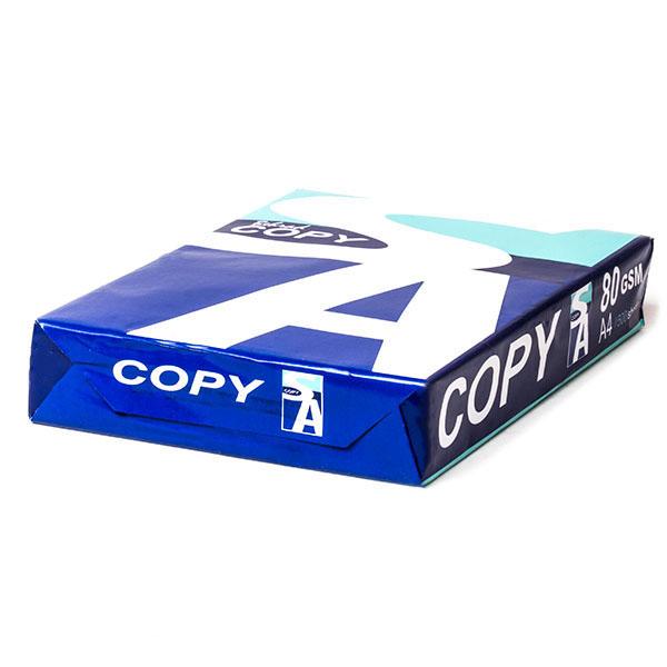 کاغذ 80 گرمی کپیسا سایز A4 بسته 500 عددی |